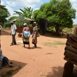 The Water Project : 4-kenya4474-justus-household