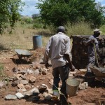 The Water Project: Kavumbu Community A -