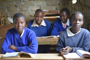 The Water Project : 5-kenya4500-students
