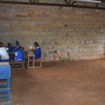 The Water Project: Muthei Primary School Rainwater Catchment Project -