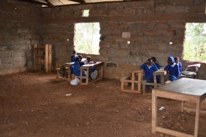 The Water Project : 7-kenya4500-students