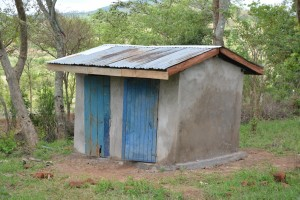 The Water Project : 9-kenya4500-latrines