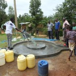 The Water Project : 1-kenya4521-test-pumping
