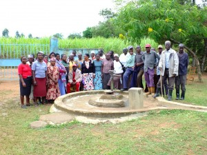 The Water Project : 10-kenya4523-community