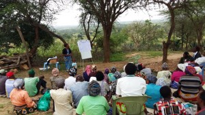 The Water Project : 12-kenya4476-training