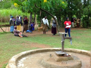 The Water Project : 12-kenya4523-well