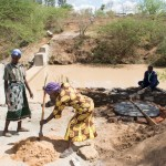 The Water Project : 2-kenya4474-construction