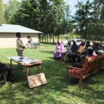 The Water Project: Kakoyi Well Rehabilitation Project -  Training