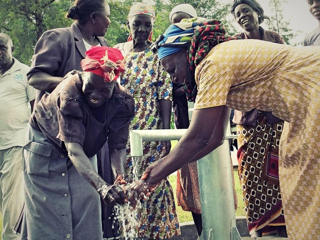 Photo of Ikoli Community Well Rehabilitation Project