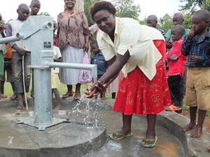 The Water Project : 7-kenya4521-handing-over