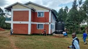 The Water Project : 1-kenya4611-school-building