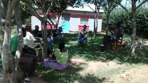 The Water Project : 10-kenya4558-training