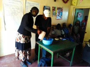 The Water Project : 11-kenya4559-training