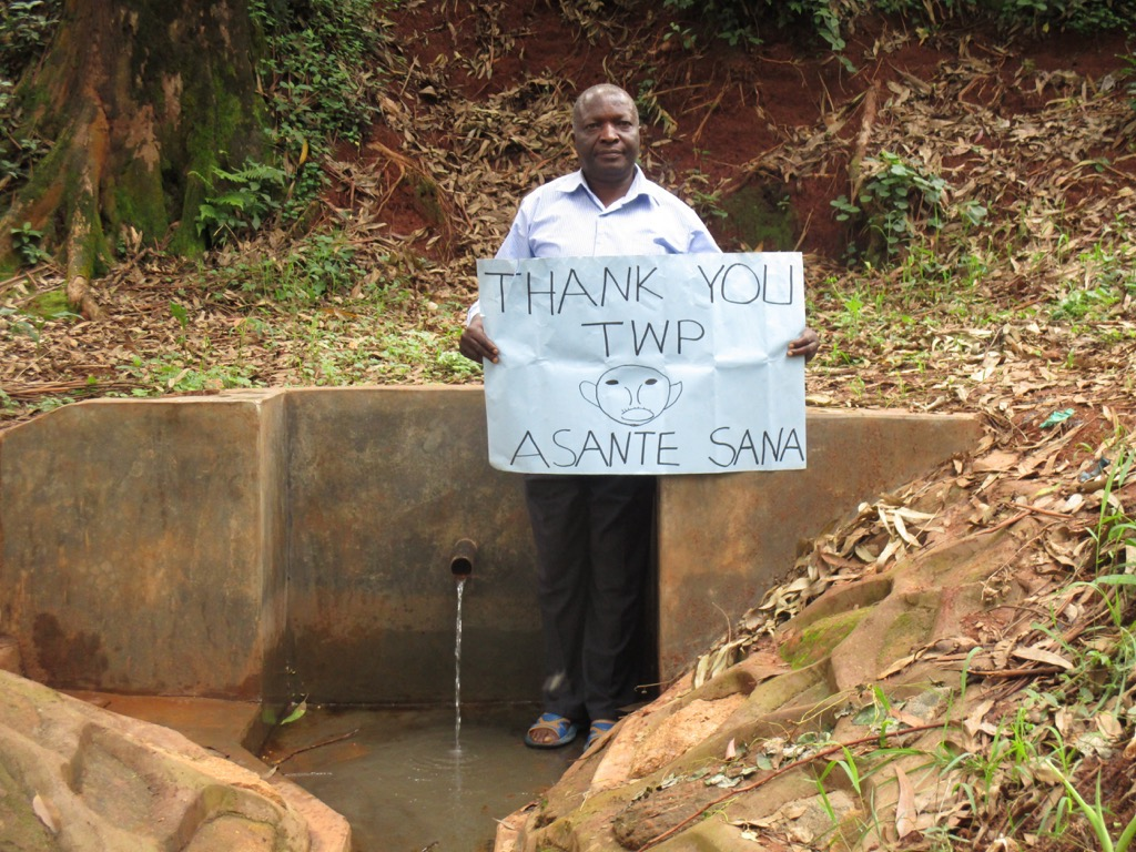The Water Project : 12-kenya4555-protected-spring