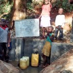The Water Project: Minyika Community, Mido Spring -