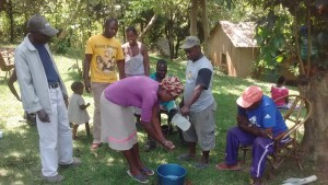 The Water Project : 13-kenya4556-training
