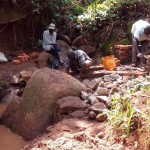 The Water Project : 16-kenya4559-construction
