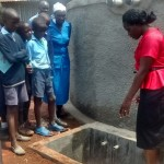 The Water Project: Vokoli Primary School Rainwater Catchment Project -