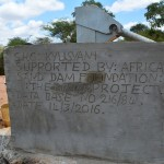 The Water Project: Kyusyani New Well Project -