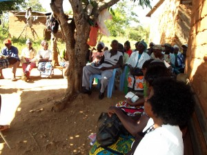 The Water Project : 23-kenya4478-training