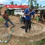 The Water Project: Kakoyi Corner Well Rehabilitation Project -