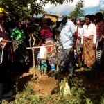 The Water Project: Kyeni kya Maluini New Well Project -