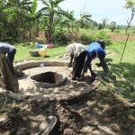 The Water Project: Mukhonje Well Rehabilitation Project -
