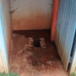 The Water Project : 3-kenya4611-latrine