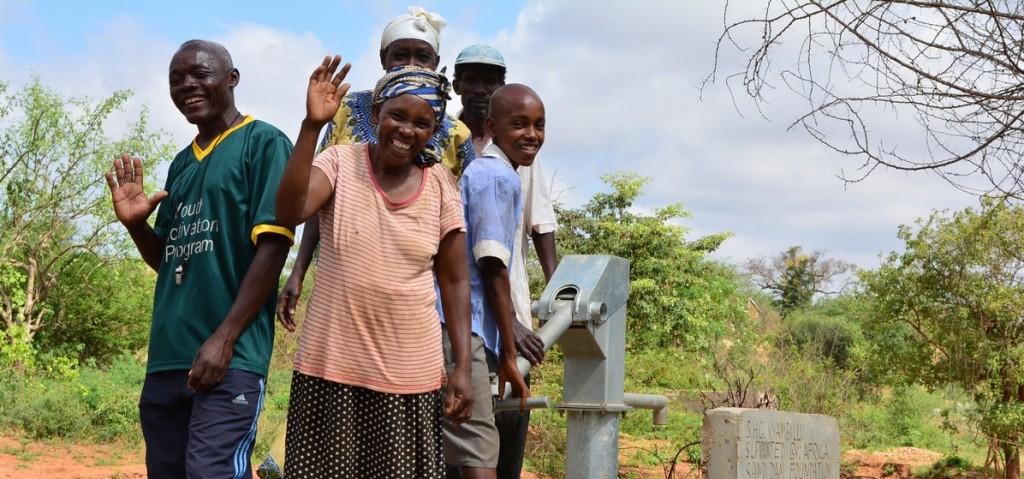 Photo of Kyambilu New Well Project