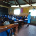 The Water Project : 4-kenya4605-classroom