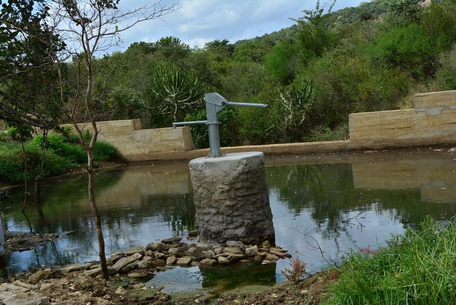 Photo of Kyeni kya Maluini New Well Project