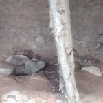The Water Project : 6-kenya4606-old-latrines