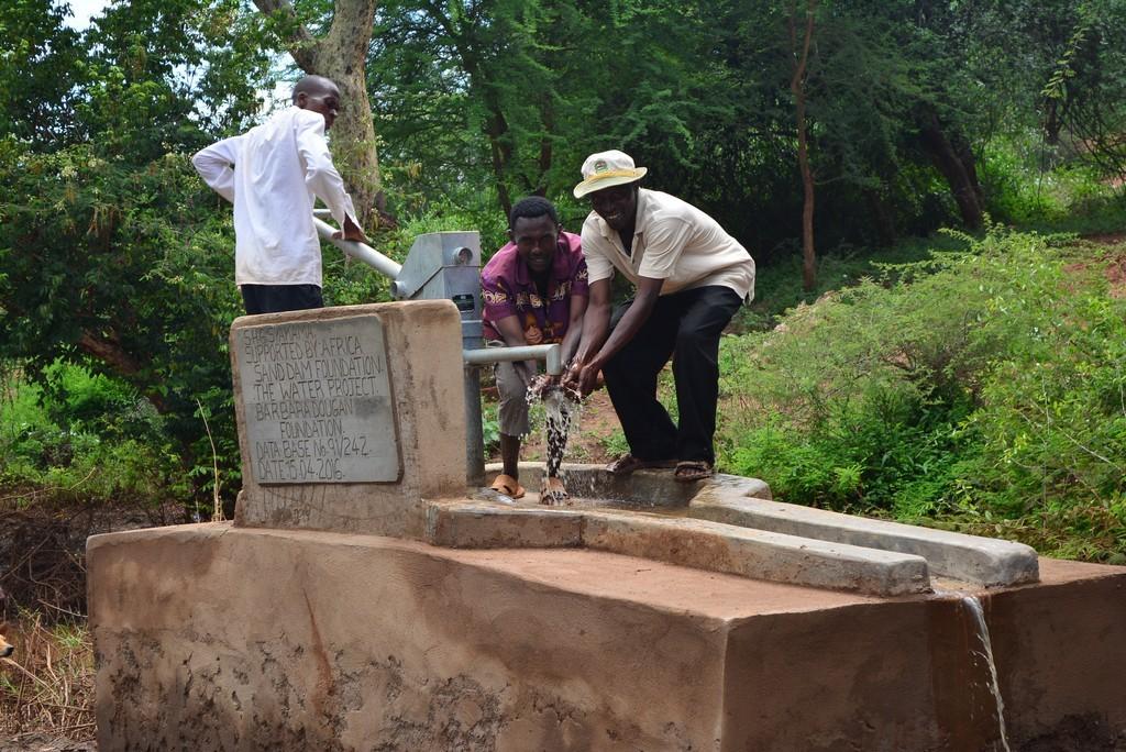 Photo of Kavumbu Community A