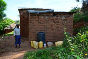 The Water Project : 11-kenya4463-kitchen