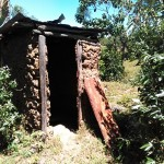 The Water Project : 13-kenya4564-latrine