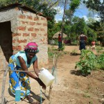 The Water Project : 14-kenya4466-terressias-house
