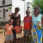 The Water Project : 16-kenya4466-terressias-house