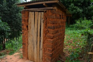 The Water Project : 17-kenya4634-latrine