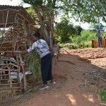 The Water Project : 19-kenya4463-janets-house