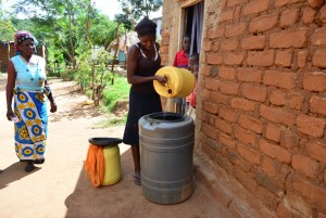 The Water Project : 19-kenya4466-terressias-house