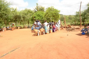The Water Project : 2-kenya4461-training