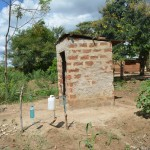 The Water Project : 22-kenya4466-terressias-house