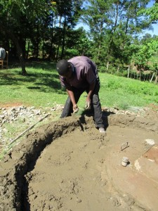 The Water Project : 24-kenya4523-construction