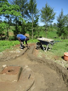 The Water Project : 25-kenya4523-construction