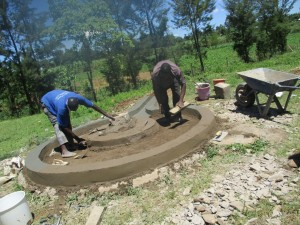 The Water Project : 26-kenya4523-construction