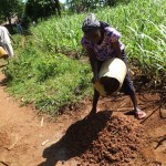 The Water Project: Lutinye Community Well Rehabilitation Project -