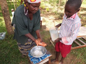 The Water Project : 30-kenya4525-training