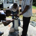 The Water Project : 33-kenya4523-pump-installation