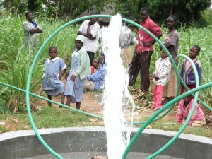 The Water Project : 41-kenya4522-flushing