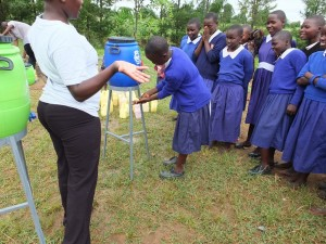 The Water Project : 42-kenya4523-handwashing-stations